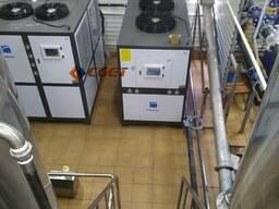 20HP Охладидельный агрегат для пивоварения