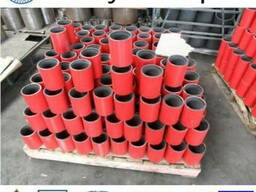 "ApI 5CT нефти и газа 3-1 / 2 ""J55 углеродистая сталь муфта - фото 3"