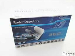 Автомобильный радар-детектор Е 9 - фото 5