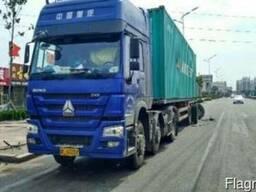 Автоперевозка из Шэньчженя в Тадижикистан