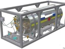 Баллон для газ , для кислорода , для азота - фото 1