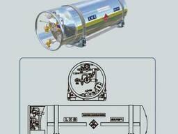 Баллон для газ , для кислорода , для азота - фото 2