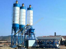 Бетонный завод 50 куб/час HZS50