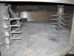 Concrete mixer Eirich design