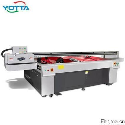 Digital Inkjet uv flatbed printer for 400mm height box print
