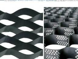 Экструзионная линия для ПНД георешеток, георешетки