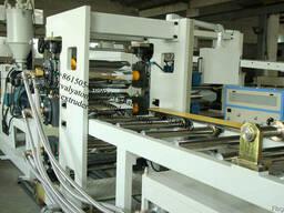 Экструзионная линия для производства светорассеивающего л