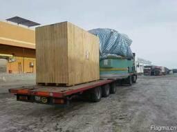 Грузоперевозки негабаритных грузов в Таджикистан из Нинбо
