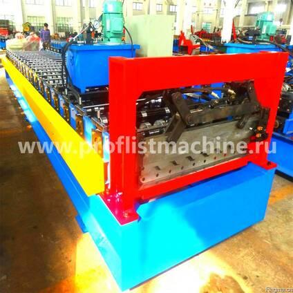Качественная линия по прокату профнастила МП-20, Китай