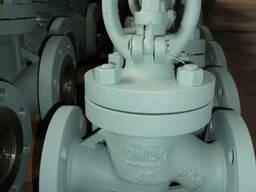 Клапаны запорные стальные 15с22нж Ру40 Ду50 дешево в Китае
