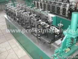 Купить станок для изготовления L-образного профиля из Китая