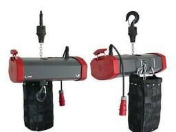 Лебёдка электрическая, электротельфер, кран, подъёмник V6-R
