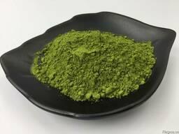 Мачта порошок зелёного чая натуральный чай