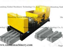 Машина для производства балки фундаментные