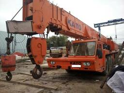 Mobile Crane Kato NK-750Y. - photo 3