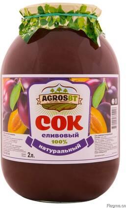 Natural juice from Kazakhstan (ire. eciq. cn 9398180201)