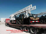 Низкорамные трейлерs для тяжеловесных и негабаритных грузов