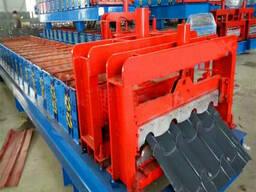 Обоорудование для производства металлочерепицы