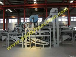 Оборудование для переработки овса посевного. Из Китая.