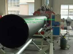 Оборудование для профильных гофрированных труб из полиэтилен