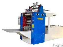 Оборудование для производства бумажных полотенец v-сложения
