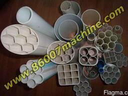 Оборудование для производства многоотверстной трубы из PVC,
