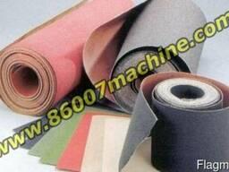 Оборудование для производства наждачной бумаги