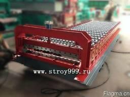 Оборудование для производства профлиста из Китая 2018