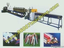 Оборудование для производства трубы и бруска из вспененного