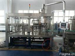 Оборудование для розлива газированных напитков