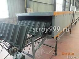 Оборудование металлочерепицы с присыпкой из Китая - фото 2