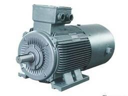 Обычный трехфазный асинхронный двигатель
