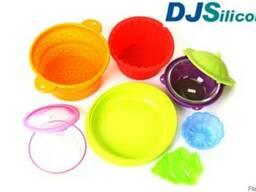 Пищевая силиконовая резина