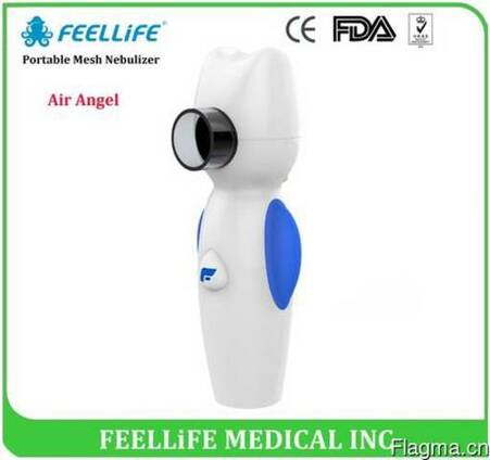 Портативный меш-небулайзер для детей feellife Air Angel