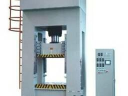 Прессы гидравлические универсальные рамного типа серии Y28