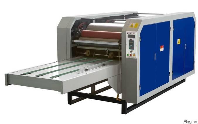 Принт машины серии SBY Флексографическая печать