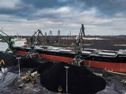 Экспорт Угля Антрацит в Китай