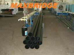 Продам экструзионную линию производства ПНД труб оболочек