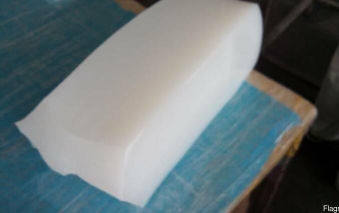 Прозрачная пирогенная силиконовая резина