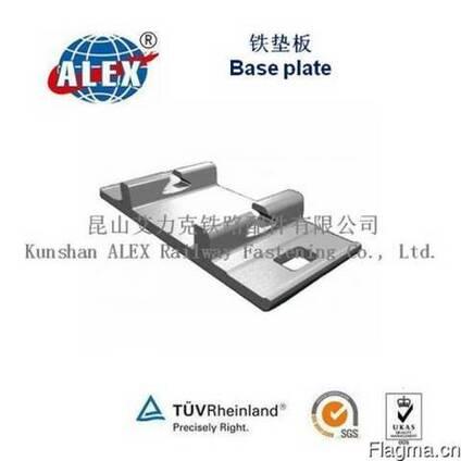Рельсовая подкладка КБ65, КД65, Д50/СД50, Д65