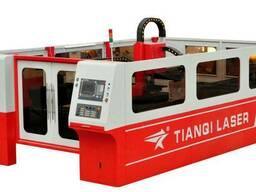 TQL-MFC1000 машина лазерной резки с оптоволоконной