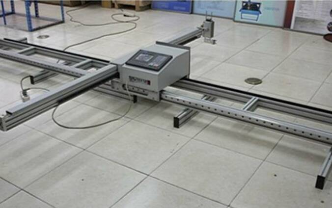 Воздушно-плазменная резка маталла с ЧПУ XQ-KB1220