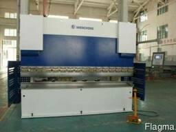 WEK-100т3200 гидравлический листогибочный пресс из китая