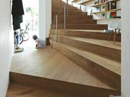 Wooden stairs and other wood products
