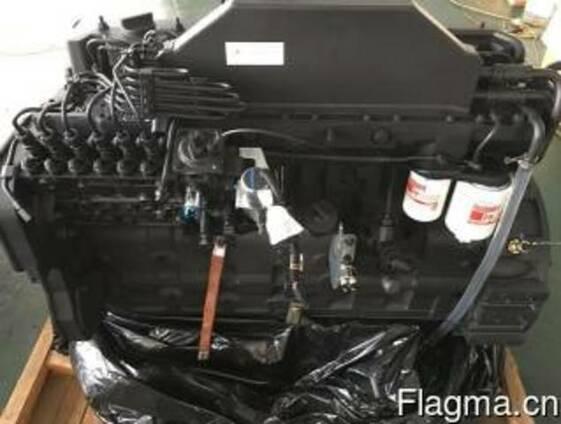 XCMG GR215 двигатель в сборе 6CTA8.3-C215 , запчасти XCMG