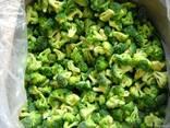 Замороженные овощи, брокколи, цветная капуста - фото 1
