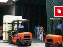 Железнодорожные перевозки (FCL/LCL)из Китая вСыктывкар