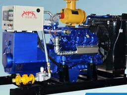 100кВт природный газовый генератор