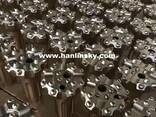 105mm,110mm,130mm button bits for P105, P110, P130 hammer - photo 1