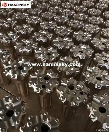 105mm,110mm,130mm button bits for P105, P110, P130 hammer